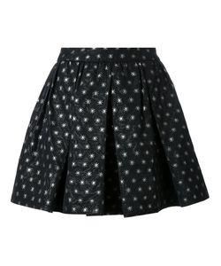 DRESS CAMP | Dresscamp Embroidered Star Skirt 38 Cotton/Polyester