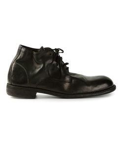 GUIDI | Full Grain Lace-Up Boot 42 Horse Leather/Leather