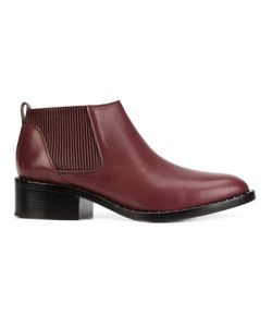 3.1 Phillip Lim | Studded Chelsea Boots 38 Calf