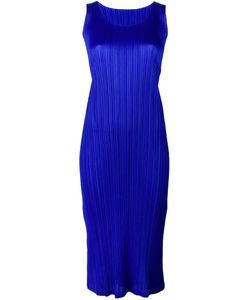 PLEATS PLEASE BY ISSEY MIYAKE | Pleated Tank Midi Dress
