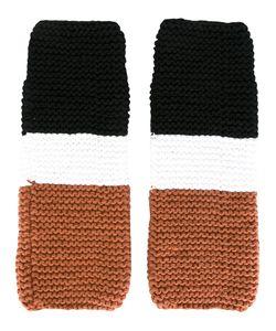 Telfar | Fingerless Gloves Cotton