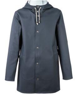 STUTTERHEIM | Stockholm Raincoat Adult Unisex Size Xxxs Cotton/Polyester/Pvc