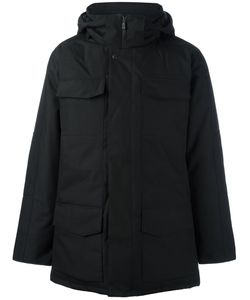 Canada Goose | Hooded Zipped Coat Xl Feather Down/Polyester/Polyester