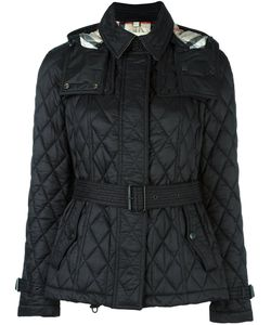 Burberry   Quilted Jacket Xl Nylon/Polyester
