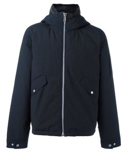 PS PAUL SMITH | Ps By Paul Smith Hooded Jacket Large Cotton/Nylon/Polyester
