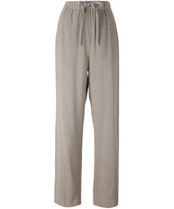 MM6 by Maison Margiela | Mm6 Maison Margiela High-Waisted Trousers 42 Viscose