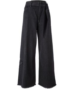 Marc Jacobs | Folded Waistband Jeans Xs Cotton