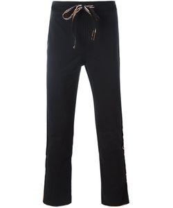 Telfar   Raw Edge Track Pants 32 Cotton
