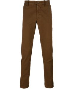 Incotex | Chino Trousers 36 Cotton/Spandex/Elastane