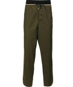 Vivienne Westwood | Man Drawstring Track Pants 48 Cotton/Polyamide/Polyester/Viscose
