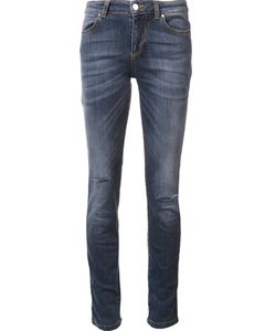 Versace Collection | Skinny Jeans 27 Cotton/Polyester/Spandex/Elastane