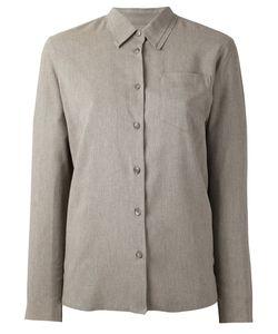 MM6 by Maison Margiela   Mm6 Maison Margiela Long Sleeve Buttoned Shirt 42