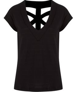 Andrea Bogosian | V-Neck Blouse G Cotton