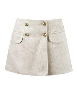 Andrea Bogosian | Pocket Skorts G Cotton/Viscose