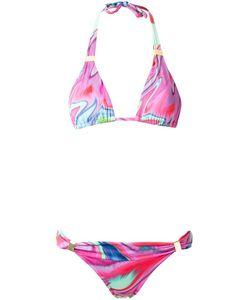 Sub | Printed Bikini Set G Polyamide/Spandex/Elastane