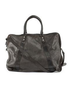 Numero 10 | Missouri Holdall Leather