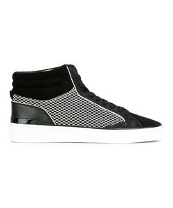 Michael Michael Kors | Kyle Hi-Top Sneakers 40 Leather/Rubber