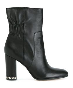 Michael Michael Kors | Dolores Boots 38.5 Leather/Rubber