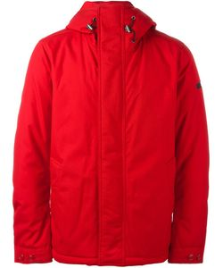Woolrich | Hooded Padded Jacket Small Feather Down/Polyamide/Polyester/Viscose