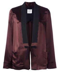 Forte Forte | Front Tie Blazer 2 Cotton/Acetate/Viscose