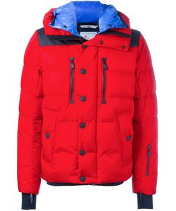 Moncler Grenoble | Hooded Padded Jacket 3 Feather Down/Polyamide/Polyester