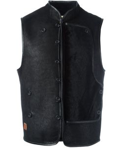 AL DUCA D'AOSTA | 1902 Buttoned Gilet Large Sheep