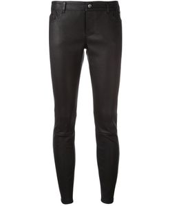 DESA | 1972 Skinny Cropped Trousers 38 Calf Leather