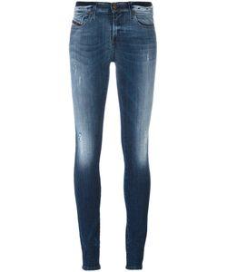 Diesel | Skinzee Jeans 25/32 Cotton/Polyester/Spandex/Elastane