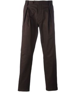 AL DUCA D'AOSTA | 1902 Pleat Detail Straight Leg Trousers