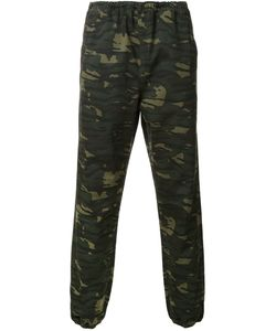 Alexander Wang | Camouflage Print Trousers 48 Cotton/Polyester