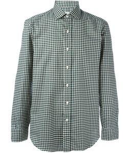 SALVATORE PICCOLO | Checked Classic Shirt 39 Cotton