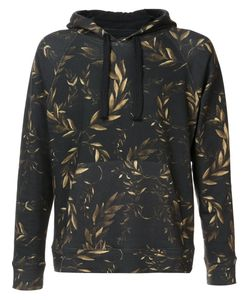 Osklen | Bay Leaves Collection Hoodie G Cotton