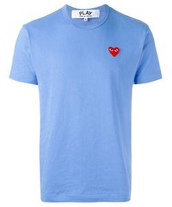 Comme des Gar ons Play | Comme Des Garçons Play Heart Patch T-Shirt Mens Size Small