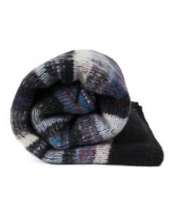 The Elder Statesman | Striped Cashmere Blanket