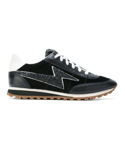 Marc Jacobs | Astor Lightning Bolt Sneakers 36 Leather/Suede/Rubber