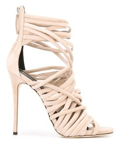 Giuseppe Zanotti Design | Runway Sandals 35 Leather/Suede