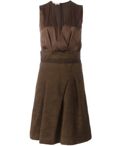 Vanessa Bruno | Sleeveless Dress 38 Silk/Cotton/Acetate/Viscose