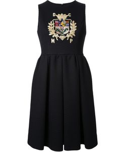 DRESS CAMP | Dresscamp Embroidered Blazon Dress 38 Polyester