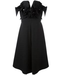 JUNYA WATANABE COMME DES GARCONS | Junya Watanabe Comme Des Garçons Ruffle Detail Flared Dress