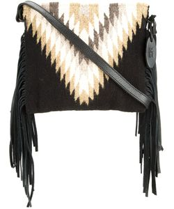 Manos Zapotecas   Fringed Shoulder Bag