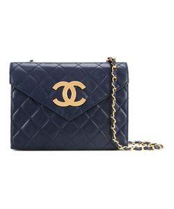 Chanel Vintage | Quilted Envelope Shoulder Bag
