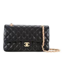 Chanel Vintage | Contrast Handle Quilted Shoulder Bag