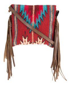 Manos Zapotecas   Aztec Shoulder Bag