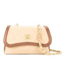 Chanel Vintage | Bi-Colour Quilted Shoulder Bag