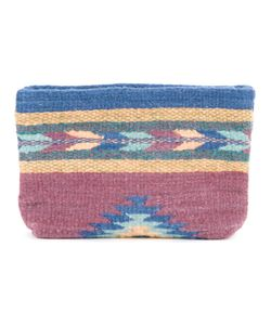 Manos Zapotecas   Aztec Clutch