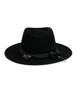 Maison Michel   Thadee Felt Hat Medium Cotton/Wool