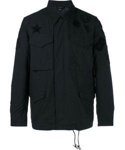 UNIFORM EXPERIMENT | -Patch Field Jacket 4 Cotton/Nylon/Polyester