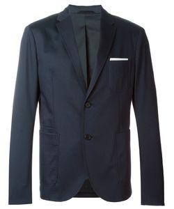 Neil Barrett | Classic Casual Blazer 54 Cotton/Polyester/Spandex/Elastane/Viscose