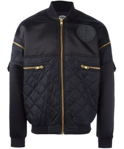Astrid Andersen | Quilted Bomber Jacket Medium Polyamide/Polyester