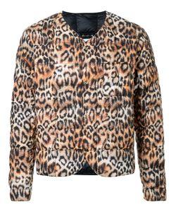 DRESS CAMP | Dresscamp Leopard Print Jacket Adult Unisex Medium Polyester